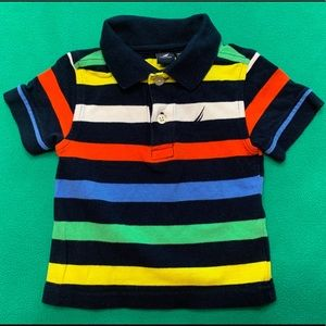 Baby Boy Nautica Polo 👕